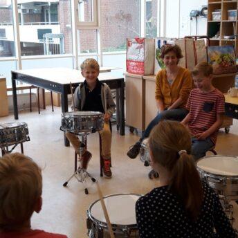 Muziekinstrumenten Jeugd(wijk)orkest  | Jopiefonds