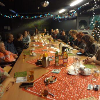 Kerstbrunch Team samen sterk | Jopiefonds