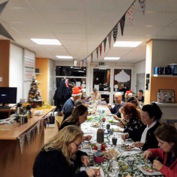 Ruilwinkel kerstdiner | Jopiefonds