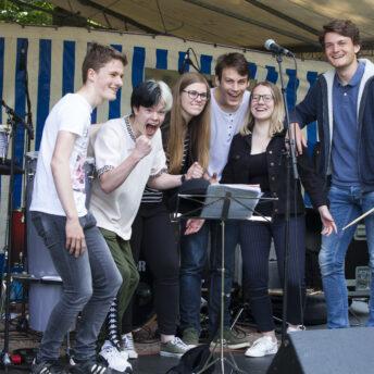 Schoolband- competitie | Jopiefonds