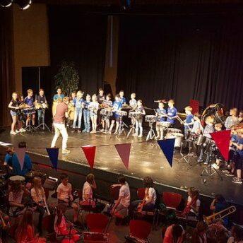 Muziekopleiding basisschool Loon op Zand | Jopiefonds